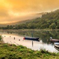 Утро на реке :: Konstantin Rohn