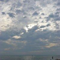 Черное море. Железный порт :: Татьяна Ларионова
