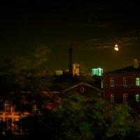 Таинственная ночь любимого города :: Александр
