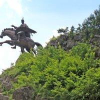 Уастырджы (Святой Георгий) - самый почитаемый в республике покровитель :: Eugine Sinkevich