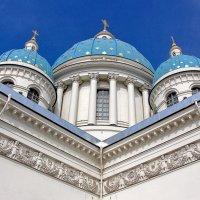 Купола Троицкого собора :: Nina Karyuk