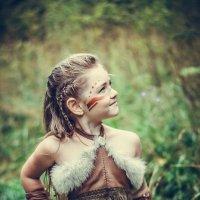 Маленькая амазонка :: Александр Абакумов
