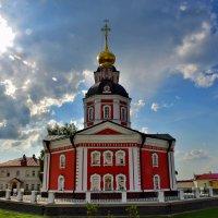 В Варницком монастыре. :: Olcen Len