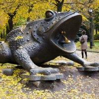 Жаба, которая многих душит... :: Тамара Бедай