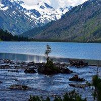 Второе Мультинское озеро :: Nina Streapan