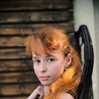 Натали, мечта поэта... ну и фотографа тоже. :: Александра Рубан