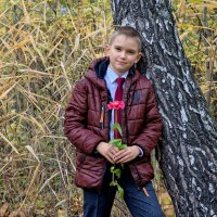 Школьные годы чудесные - фотоальбомы выпускников начальной школы :: Дмитрий Конев
