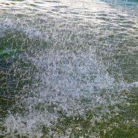 Это не дождь, это фонтан! :: Татьяна Лобанова