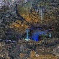 В Кунгурской ледяной пещере :: Сергей Цветков