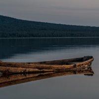 Вечер у озера :: Вячеслав Васильевич Болякин