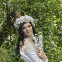День в весеннем саду :: Владимир