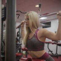Фитнес-модель :: Дария Коржова