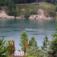 Мраморное озеро :: Vlad Сергиевич