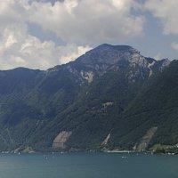 Озеро в Альпах :: Константин Тимченко