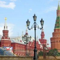 Москва. Кремль. Лето :: Алла Захарова