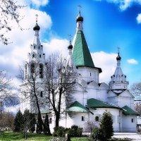 Троицкое-Голенищево :: Сергей Беличев