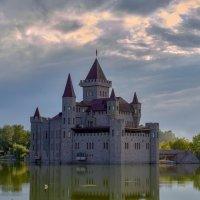 Шато Эркен. Замок на воде :: Николай Николенко