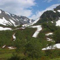 В горах :: Дмитрий Солоненко