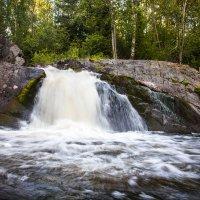 водопад Койриноя :: Nika Polskaya