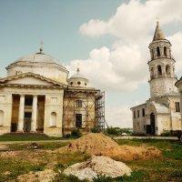 Борисоглебский монастырь г. Торжок :: Oksanka Kraft
