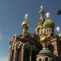 Храм на крови. :: sav-al-v Савченко