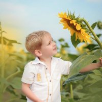 Детство -красивая пора! :: Inna Sherstobitova