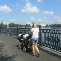 Набережная, Екатеринбург :: tgtyjdrf