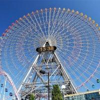 """Колесо обозрения """"Cosmo Clock 21"""" Иокогама Япония :: Swetlana V"""