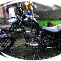 Мотоцикл для дамы :: Ростислав