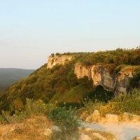 С вершины Чуфут-кале. :: sav-al-v Савченко