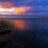 На рыбалке :: Владимир Богославцев(ua6hvk)