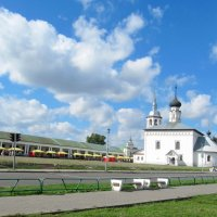 Суздаль -город храмов :: Антонина Балабанова
