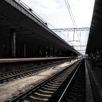 В ожидании поезда :: Sergio Bahus