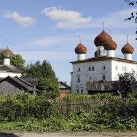 Каргополь без прикрас и ретуши :: Тата Казакова