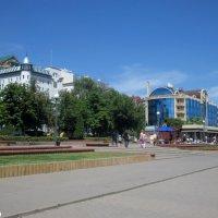 На набережной в Ростове-на-Дону :: Нина Бутко