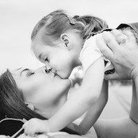 Мамин поцелуй :: Андрей Дыдыкин