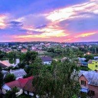 Краски заката :: Ольга Винницкая (Olenka)