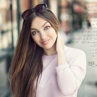 Письмо – это кусочек сердца отправителя. :: Лилия .