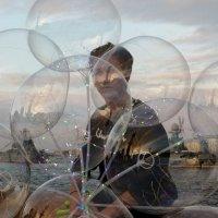 продавец шариков :: Андрей Иванов