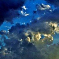 Страсти неба... :: Евгений Яхим