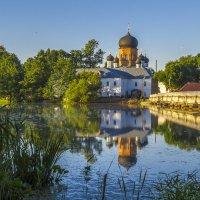 Свято-Введенская Островная пустынь :: Сергей Цветков