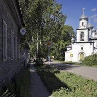 Каргополь. Деревянные тротуары :: Тата Казакова