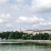 Набережная реки Свислочь, г. Минск :: Tamara *