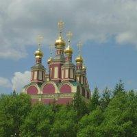 С праздником Крещения Руси. :: Alexey YakovLev