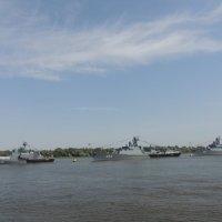 с Наступающим Днём ВМФ! :: Евгения Чередниченко