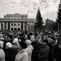 Народные волнения :: Иван Щетинин