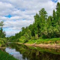 Реки Сибири :: Евгений Ветров