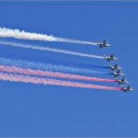 Самолеты ВМФ на параде. 29.07.2018. :: Александр