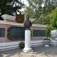 В память о русском полководце :: Яша Баранов