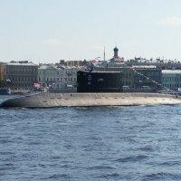 Дизель-электрическая подводная лодка «Дмитров» :: Елена Павлова (Смолова)